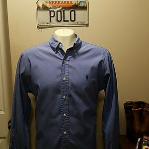 Polo by Ralph Lauren shirt. 16x32/33